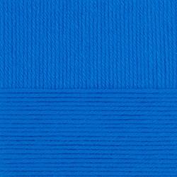 Пряжа Пехорка Удачный выбор (100% акрил высокообъёмый) 5х100г/200м цв.026 василек