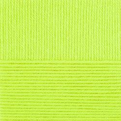 Пряжа Пехорка Удачный выбор (100% акрил высокообъёмый) 5х100г/200м цв.037 липа