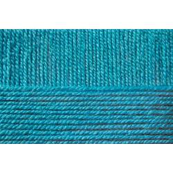 Пряжа Пехорка Удачный выбор (100% акрил высокообъёмый) 5х100г/200м цв.045 т.бирюза