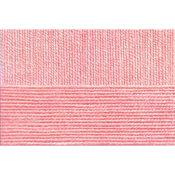Пряжа Пехорка Удачный выбор (100% акрил высокообъёмый) 5х100г/200м цв.076 розовый бутон