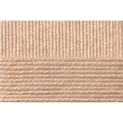 Пряжа Пехорка Удачный выбор (100% акрил высокообъёмый) 5х100г/200м цв.124 песочный
