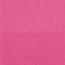 Пряжа Пехорка Удачный выбор (100% акрил высокообъёмый) 5х100г/200м цв.240 новый розовый