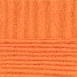 Пряжа Пехорка Удачный выбор (100% акрил высокообъёмый) 5х100г/200м цв.284 оранжевый