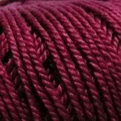 Пряжа Пехорка Успешная (100% хлопок мерсеризованный) 10х50г/220м цв.007 бордо
