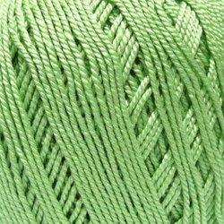 Пряжа Пехорка Успешная (100% хлопок мерсеризованный) 10х50г/220м цв.009 зел.яблоко