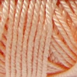 Пряжа Пехорка Успешная (100% хлопок мерсеризованный) 10х50г/220м цв.018 персик