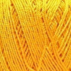 Пряжа Пехорка Успешная (100% хлопок мерсеризованный) 10х50г/220м цв.080 канарейка