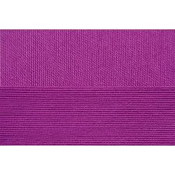 Пряжа Пехорка Успешная (100% хлопок мерсеризованный) 10х50г/220м цв.087 т.лиловый
