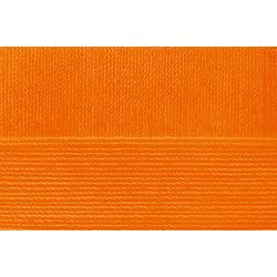 Пряжа Пехорка Успешная (100% хлопок мерсеризованный) 10х50г/220м цв.284 оранжевый