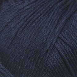Пряжа Пехорка Хлопок Натуральный летний ассорт (100% хлопок) 5х100г/425 цв.004 т.синий