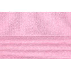 Пряжа Пехорка Хлопок Натуральный летний ассорт (100% хлопок) 5х100г/425 цв.020 розовый