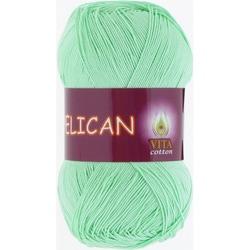 Пряжа Vita Cotton Pelican 3964