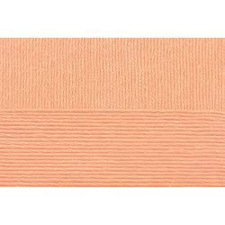 Пряжа Пехорка Хлопок Натуральный летний ассорт (100% хлопок) 5х100г/425 цв.186 манго