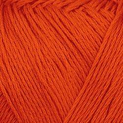 Пряжа Пехорка Хлопок Натуральный летний ассорт (100% хлопок) 5х100г/425 цв.284 оранжевый