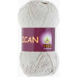 Пряжа Vita Cotton Pelican 3965