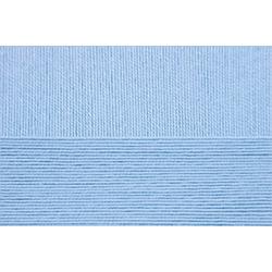 Пряжа Пехорка Цветное кружево (100% мерсеризованный хлопок) 4х50г/475м цв.005 голубой