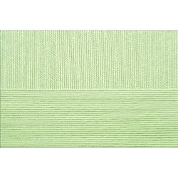 Пряжа Пехорка Цветное кружево (100% мерсеризованный хлопок) 4х50г/475м цв.009 зеленое яблоко