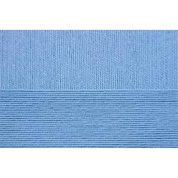 Пряжа Пехорка Цветное кружево (100% мерсеризованный хлопок) 4х50г/475м цв.015 т.голубой