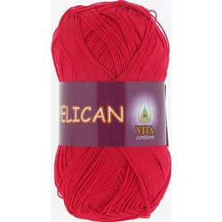 Пряжа Vita Cotton Pelican 3966