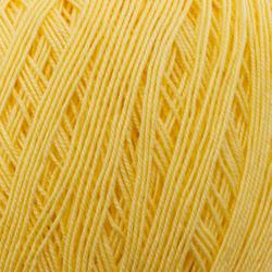 Пряжа Пехорка Цветное кружево (100% мерсеризованный хлопок) 4х50г/475м цв.053 св.желтый