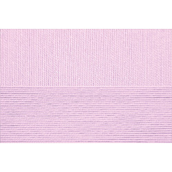 Пряжа Пехорка Цветное кружево (100% мерсеризованный хлопок) 4х50г/475м цв.178 св.сиреневый