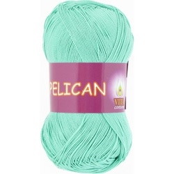 Пряжа Vita Cotton Pelican 3970