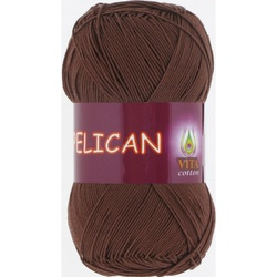 Пряжа Vita Cotton Pelican 3973