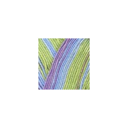 Пряжа Троицкая Сакура (100% вискоза) 5х100г/180м цв.7240 принт