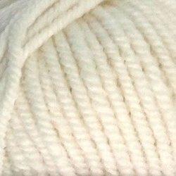 Пряжа Пехорка Зимний вариант (95% шерсть, 5% акрил) 10х100г/100м цв.001 белый
