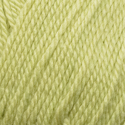 Пряжа Пехорка Мериносовая (50% шерсть, 50% акрил) 10х100г/200м цв.1006 лимонад