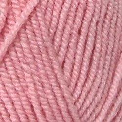 Пряжа Пехорка Народная (30% шерсть, 70% акрил) 5х100г/220м цв.020 розовый