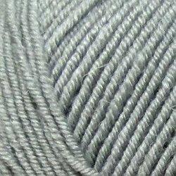 Пряжа Пехорка Народная (30% шерсть, 70% акрил) 5х100г/220м цв.008 св.серый
