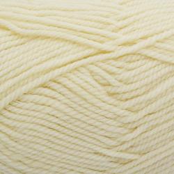 Пряжа Пехорка Носочная (50% шерсть, 50% акрил) 10х100г/200м цв.001 белый