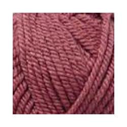 Пряжа Пехорка Популярная (50% импортная шерсть, 45% акрил, 5% акрил высокообъёмный) 10х100г/133м цв.021 брусничный