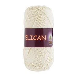 Пряжа Vita Cotton Pelican 3993