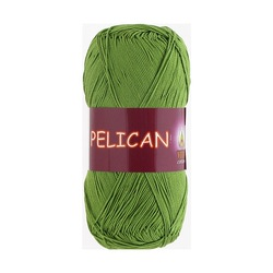 Пряжа Vita Cotton Pelican 3995