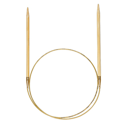 Спицы Addi Бамбук, круговые, №9, 60 см