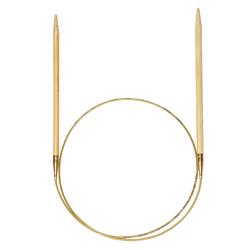 Спицы Addi Бамбук, круговые, №9, 120 см