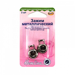 Аксессуары Hemline Зажим для шнура 6 мм