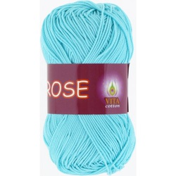 Пряжа Vita Cotton Rose 3909