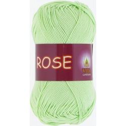 Пряжа Vita Cotton Rose 3910
