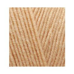 Пряжа Alize Lana Gold (49% шерсть, 51% акрил) 5х100г/240м цв.680 медовый