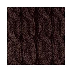 Пряжа Alize Lana Gold (49% шерсть, 51% акрил) 5х100г/240м цв.026 коричневый