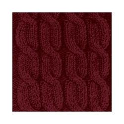 Пряжа Alize Lana Gold (49% шерсть, 51% акрил) 5х100г/240м цв.057 бордовый