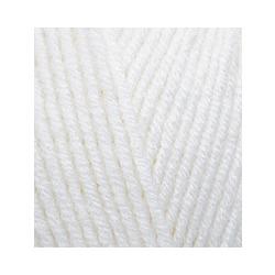 Пряжа Alize Lana Gold (49% шерсть, 51% акрил) 5х100г/240м цв.450 жемчужный