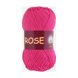 Пряжа Vita Cotton Rose 3947
