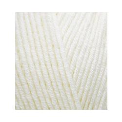 Пряжа Alize Lana Gold 800 (49% шерсть, 51% акрил) 5х100г/800м цв.450 жемчужный