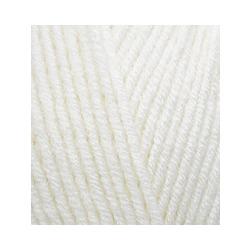 Пряжа Alize Lana Gold Fine (49% шерсть, 51% акрил) 5х100г/390м цв.450 жемчужный