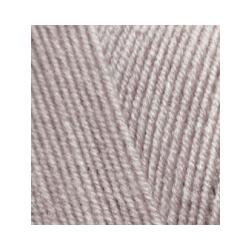 Пряжа Alize Lana Gold Fine (49% шерсть, 51% акрил) 5х100г/390м цв.207 св.коричневый