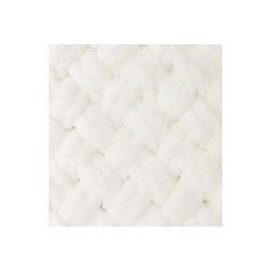 Пряжа Alize Puffy (100% микрополиэстер) 5х100г/9.5м цв.062 молочный